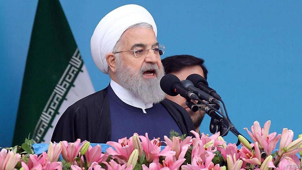 روحاني يلمح إلى قبول محادثات مع واشنطن.. بشرط واحد