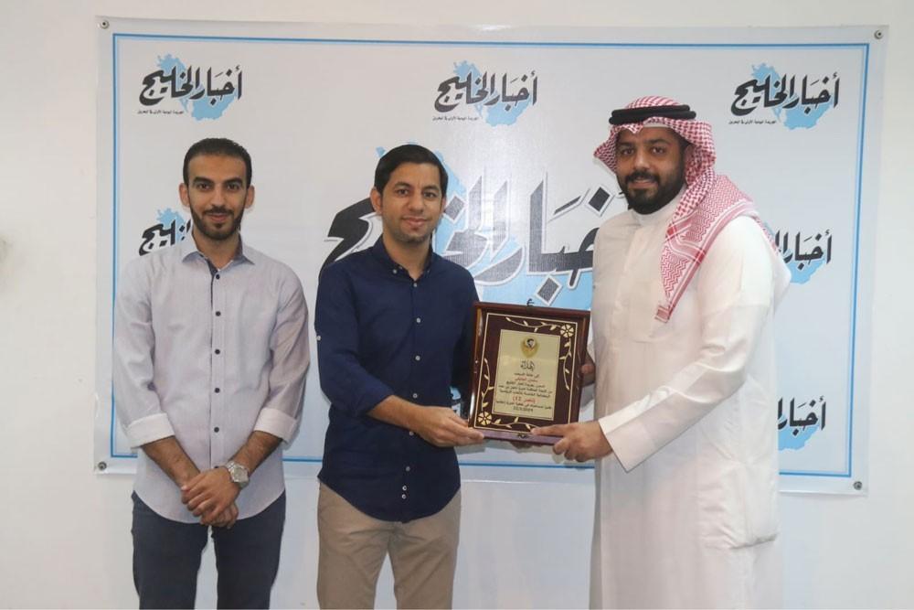 """اللجنة المنظمة لـ """"ناصر 12"""" تشيد بعطاء المرحوم الإعلامي سلمان الحايكي"""