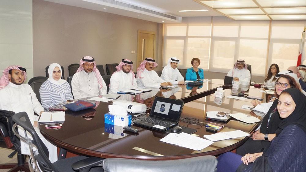"""وكيل """"التربية"""" يترأس اجتماع اللجنة التوجيهية لمشروع الهيكل المؤسسي"""