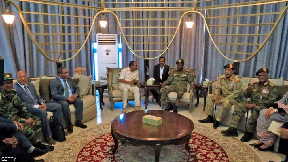 السودان.. المجلس العسكري يصدر بيانا بشأن الوساطة الإثيوبية