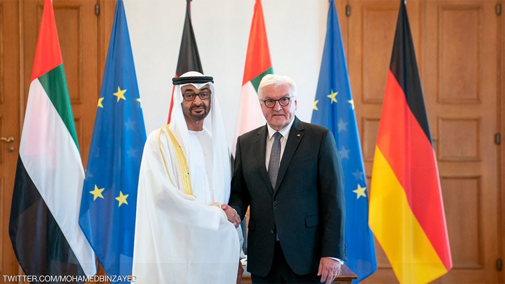 الإمارات وألمانيا.. شراكة استراتيجية ورؤية مشتركة ضد التطرف