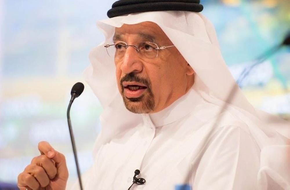 وزير الطاقة السعودي: نأمل بتوازن سوق النفط قبل العام المقبل