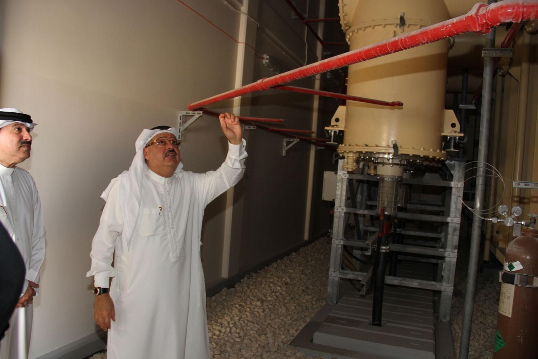 زيادة تبادل الطاقة الكهربائية مع دول الخليج