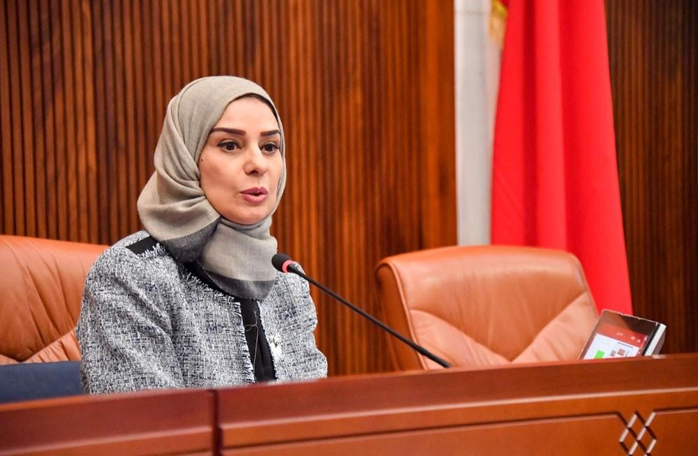 رئيسة النواب تتقدم باقتراح بقانون لاستثناء البحريني من رسوم البنية التحتية عند تجديد العقار