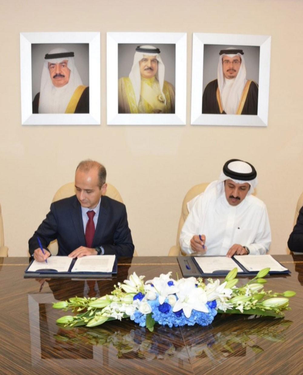 """توقيع اتفاقية بين مركز """"دراسات"""" والمكتب الإقليمي لمنظمة الأمم المتحدة"""