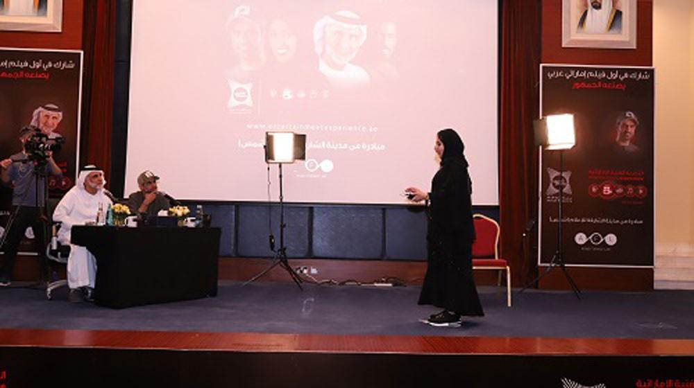 الشارقة للإعلام تكشف عن مشاركة نسائية واسعة في التجربة الفنية الإماراتية