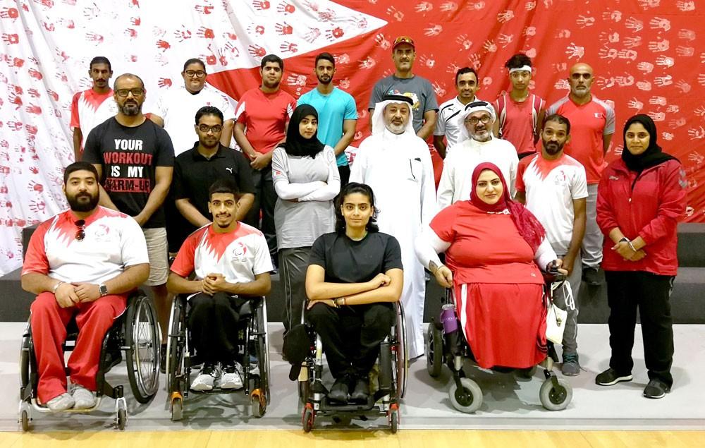 اتحاد ذوي الإعاقة يستعد للمشاركة في ملتقى تونس الدولي