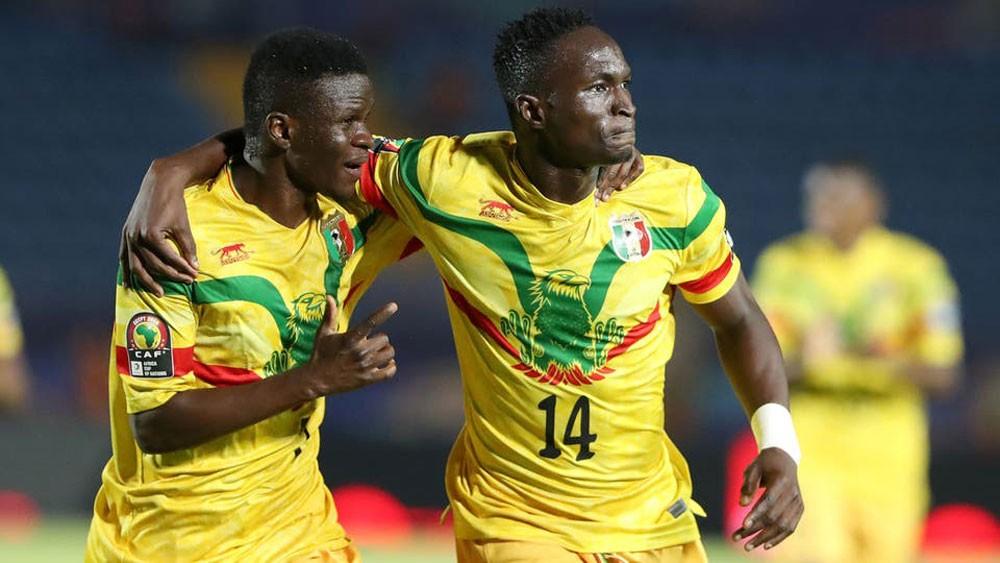 مالي تقسو على موريتانيا برباعية في البطولة الإفريقية