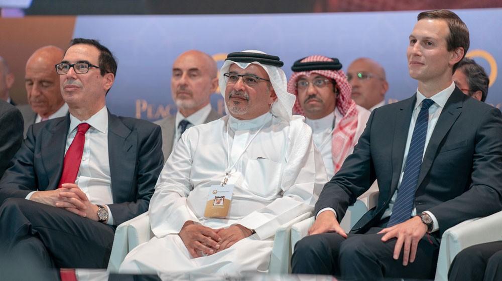 سمو ولي العهد: ورشة السلام من أجل الازدهار فرصة حيوية لخلق مبادرات لتحفيز الاستثمارات الاقتصادية في المنطقة