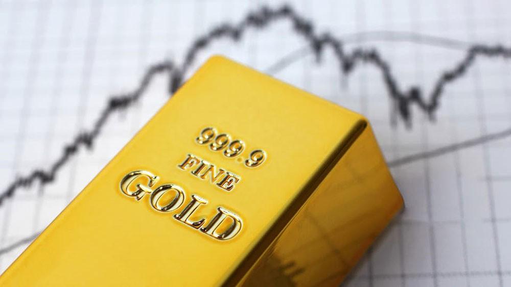 الذهب ينخفض بعد سلسلة ارتفاعات متوالية مع صعود الدولار