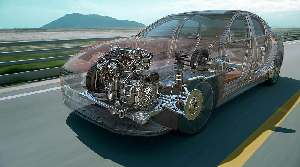 هيونداي تطلق أول محرك في العالم يعمل بتقنية CVVD