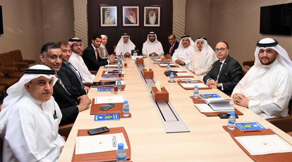 أبو الفتح يبحث مع غرفة التجارة التعاون المشترك ودعم المؤسسات الصغيرة والمتوسطة