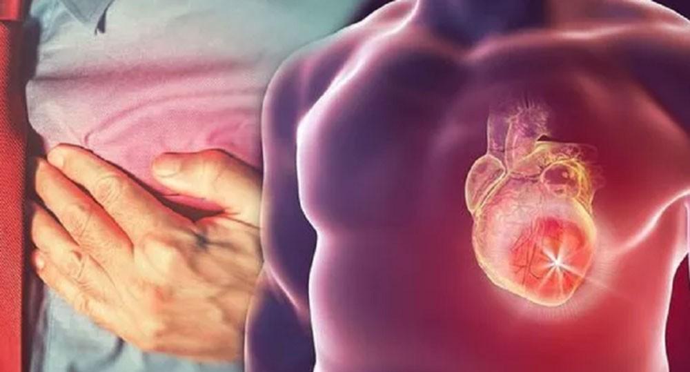 علامتان تحذيريتان لخطر الإصابة بنوبة قلبية!
