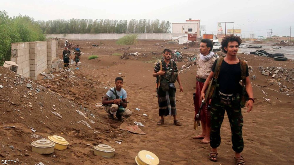 مصرع قيادي حوثي ميداني في معارك بمحافظة الضالع