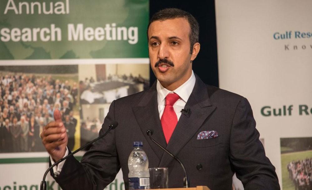 عبدالله بن أحمد: نخوض حرب الأفكار لمواجهة الأيديولوجيات الثيوقراطية والمتطرفة