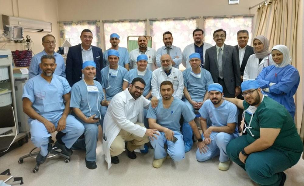 مستشفى السلمانية يجري 17 عملية زراعة كلى ناجحة