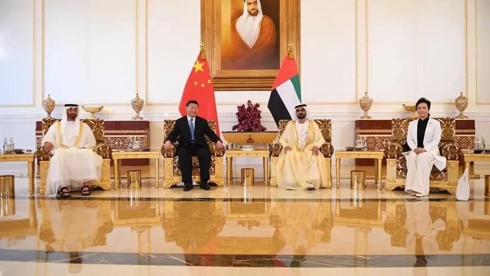 الإمارات توقع مذكرة تفاهم بمجال الطاقة النووية مع بكين