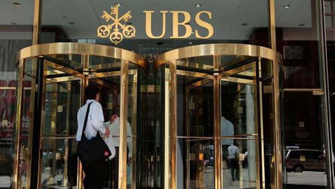 بنك UBS يسجل أعلى صافي ربح في الربع الثاني منذ 2010
