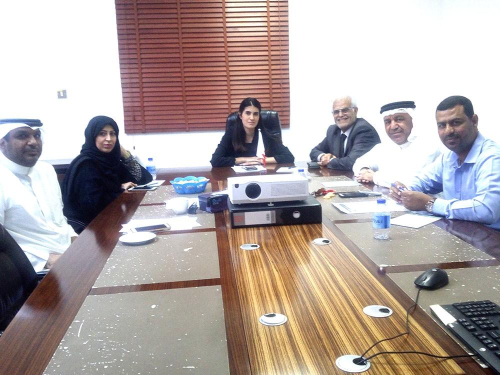 المشاريع التنموية بجمعية دمستان الخيرية يلتقي المجلس البلدي لبلدية المنطقة الشمالية
