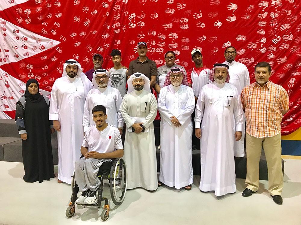 البحرين تشارك في بطولة العالم للألعاب البارالمبية للناشئين