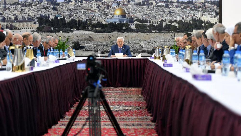 فلسطين تقرر وقف العمل بالاتفاقيات مع إسرائيل