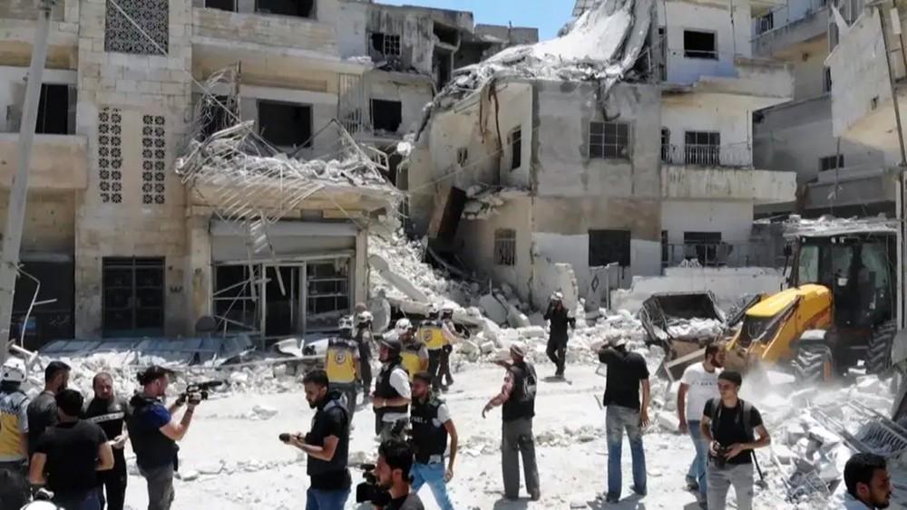 سوريا.. مجلس الأمن يدعو للتحقيق في انتهاكات الأسد بإدلب