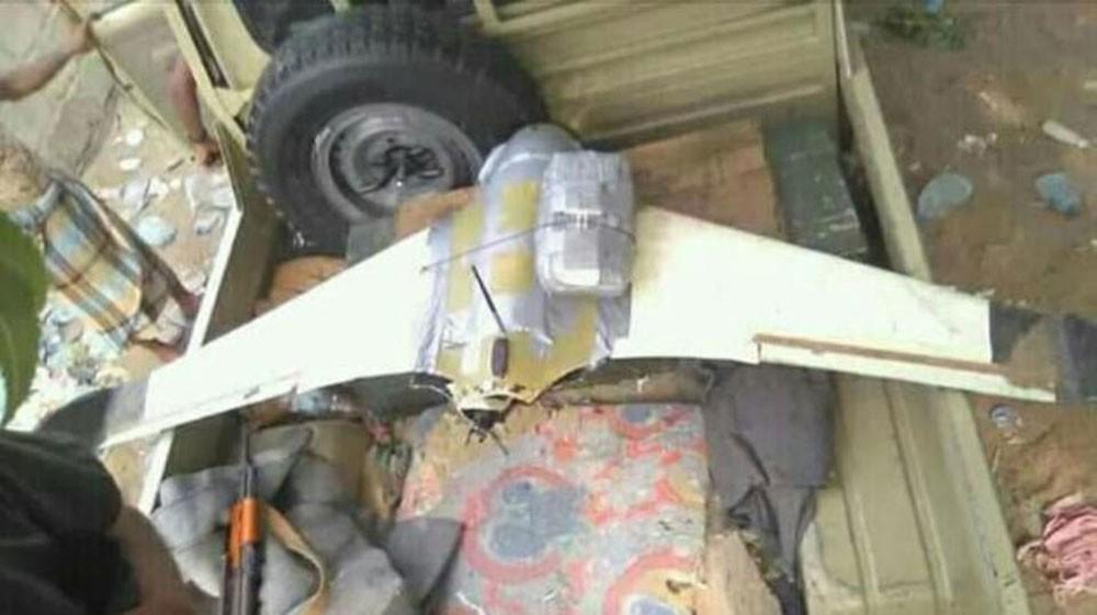 إسقاط طائرة استطلاع حوثية جنوب الحديدة