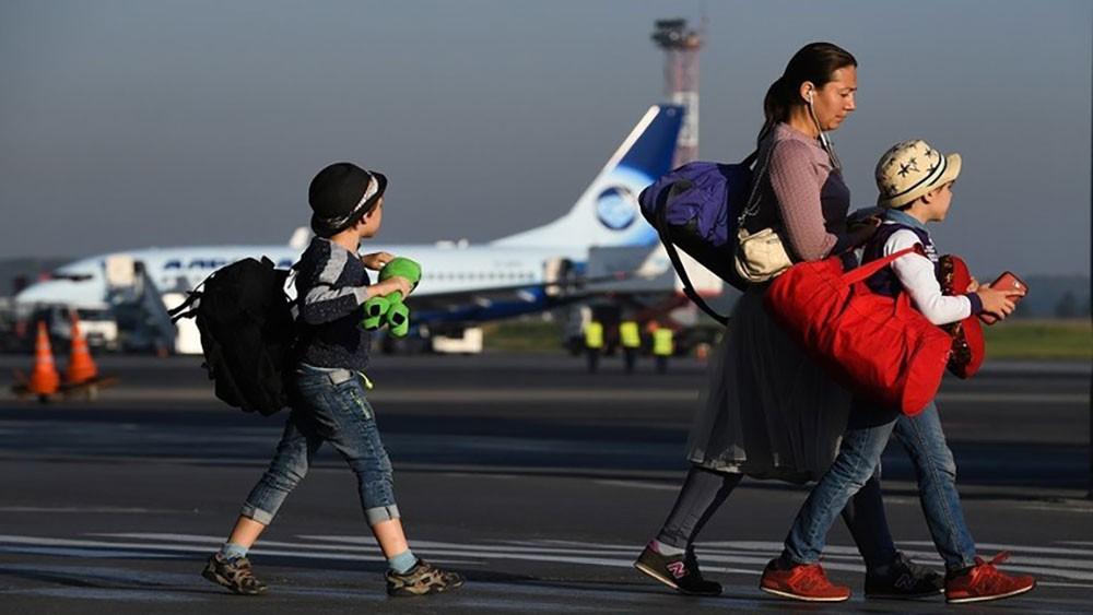 أكثر ما ينساه المسافرون في الطائرات