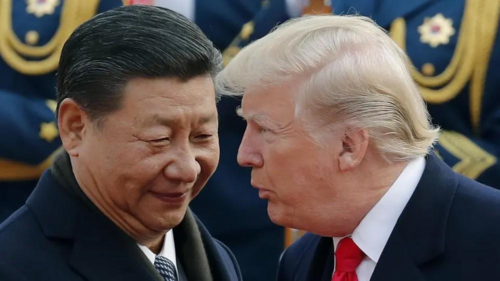 ترمب يمتدح نظيره الصيني بعد تصاعد أزمة هونغ كونغ