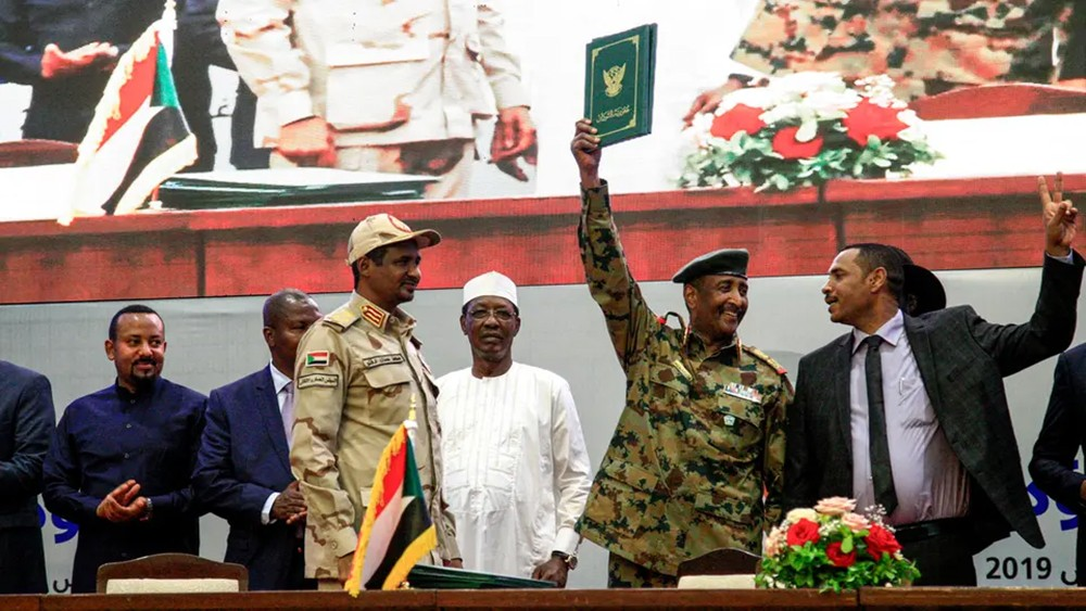 السودان.. ترقب لإعلان أسماء المرشحين للمجلس السيادي