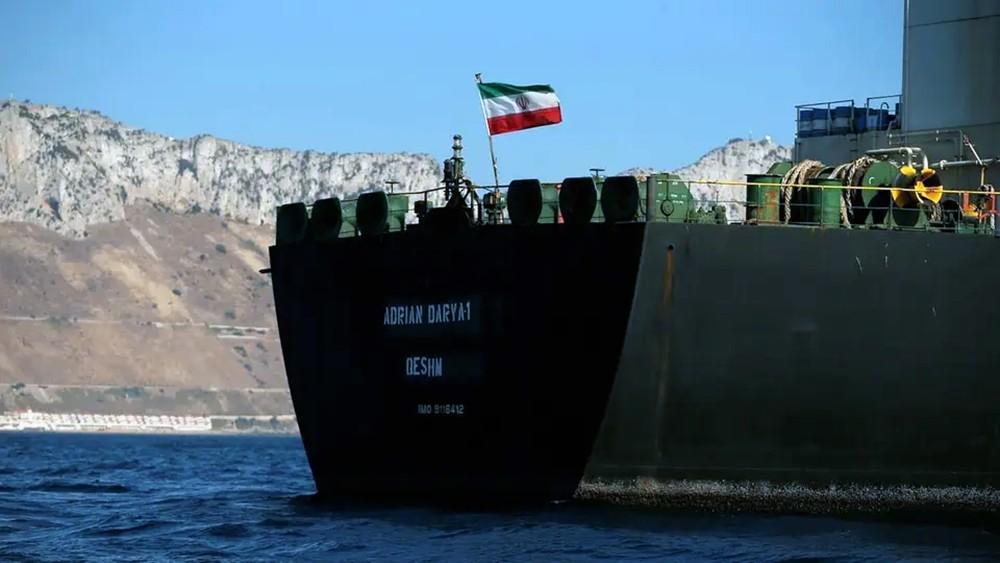 حكومة جبل طارق ترفض مذكرة أميركية باحتجاز الناقلة الإيرانية