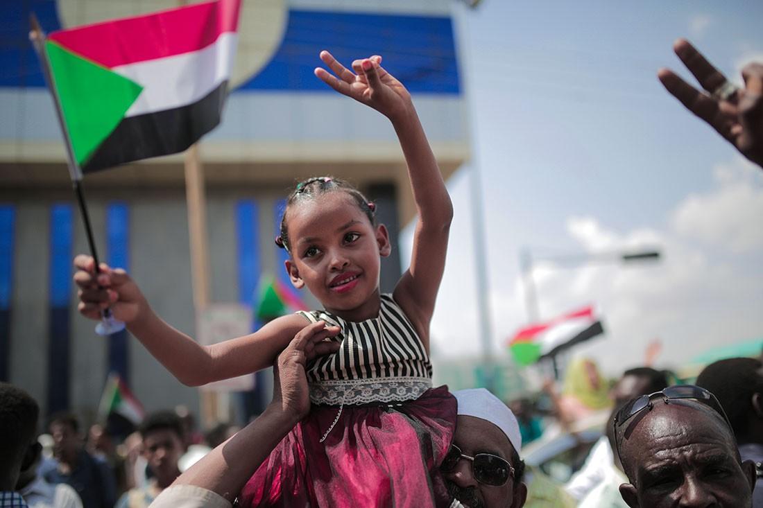 """""""السودان الجديد"""".. تطلعات لدولة مدنية تنفض غبار نظام البشير"""