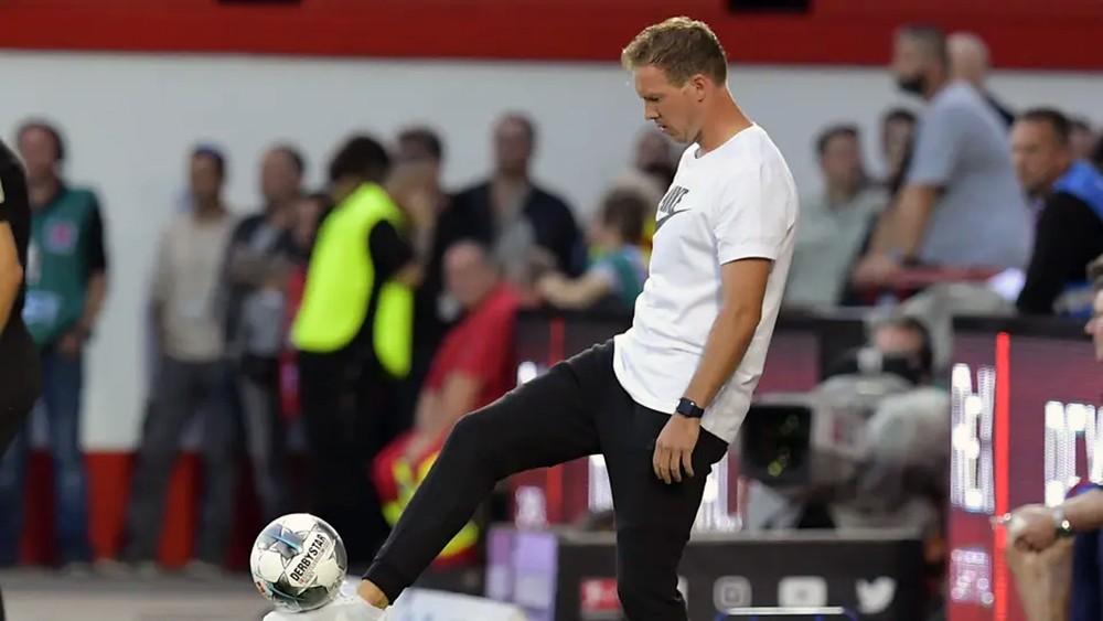 رابطة الدوري الألماني تعتمد إيقاف المدربين بعد الإنذار الرابع