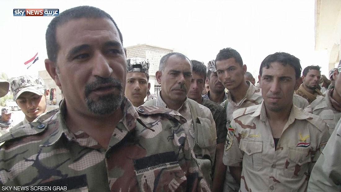 مقتل عناصر في الحشد الشعبي في الفلوجة