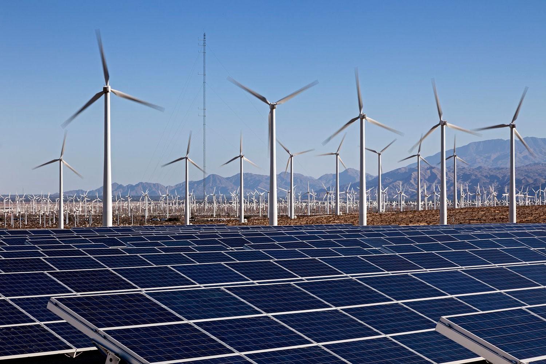 2.6 تريليون دولار استثمارات الطاقة المتجددة بنهاية العقد الحالي