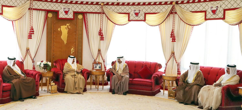 جلالة الملك يعرب عن تقديره للعطاء المتواصل الذي تبذله الكفاءات البحرينية