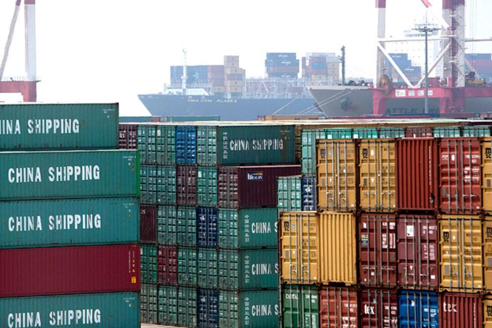 انخفاض صادرات الصين للولايات المتحدة في أغسطس الماضي بنسبة 16%