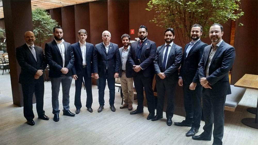 بطولة بريف تعزز العلاقات البحرينية البرازيلية