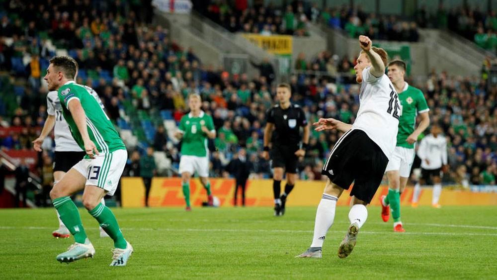 منتخب ألمانيا يستعيد توازنه.. وهولندا تكتسح إستونيا
