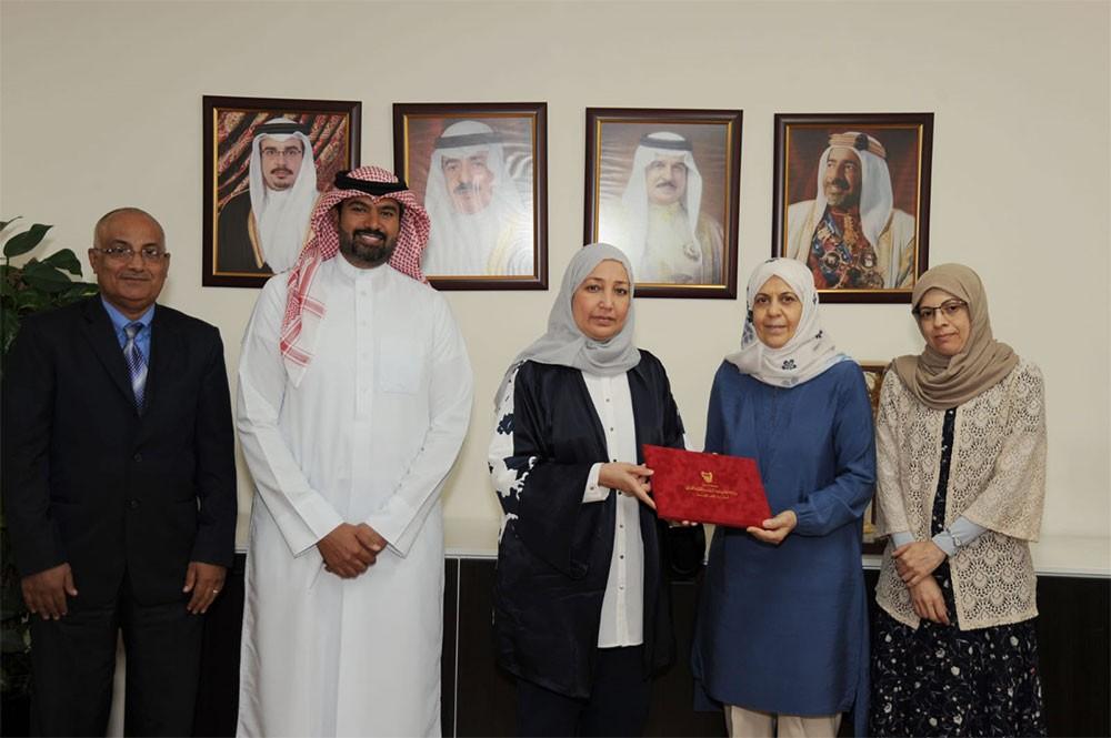 أمانة العاصمة توقع اتفاقية تعاون مع جمعية البحرين النسائية
