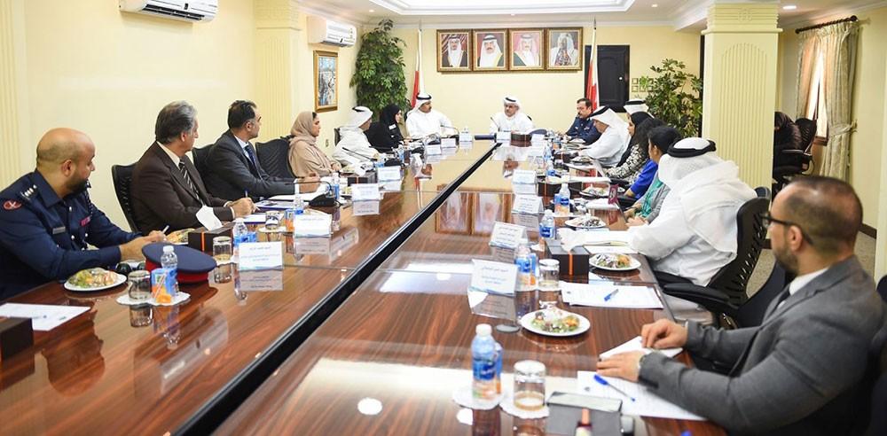 """محافظ الشمالية: تبني برامج الاحتفال بالعيد الوطني ضمن الخطة الوطنية """"بحريننا"""""""