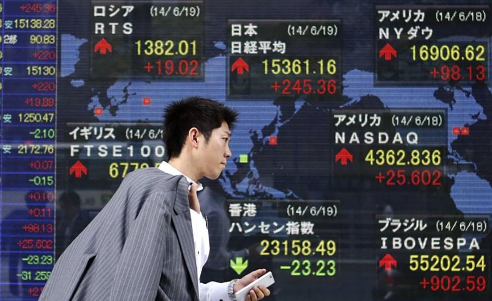ارتفاع مؤشر نيكي 0.76% في تعاملات بورصة طوكيو