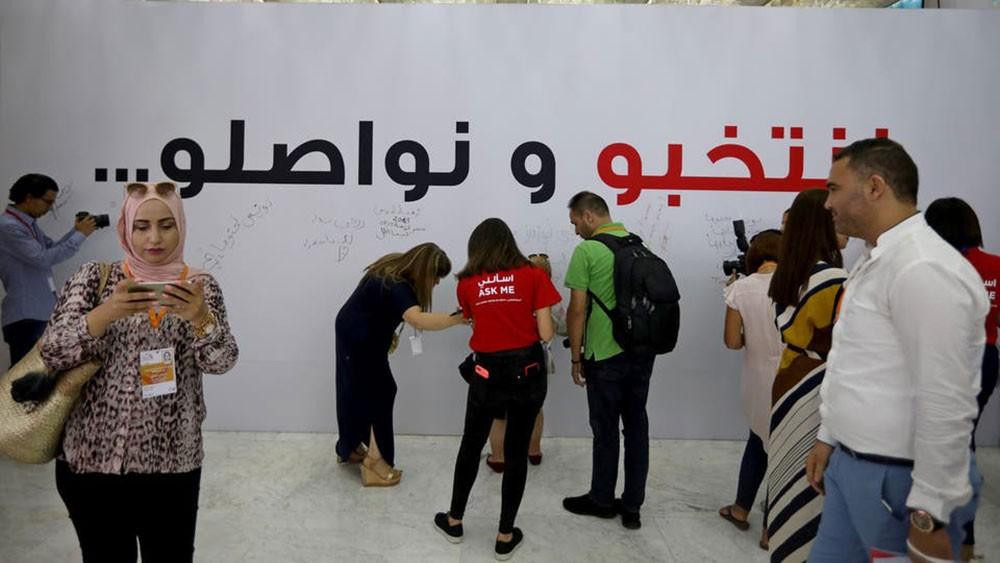التونسيون في الخارج يختارون رئيسهم اليوم