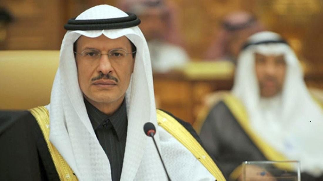 """وزير الطاقة السعودي: الهجمات الإرهابية على معملي """"بقيق وخريص"""" أوقفت بشكل مؤقت عمليات الإنتاج"""