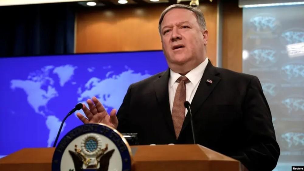 بومبيو: إيران مسؤولة عن هجوم أرامكو بالسعودية