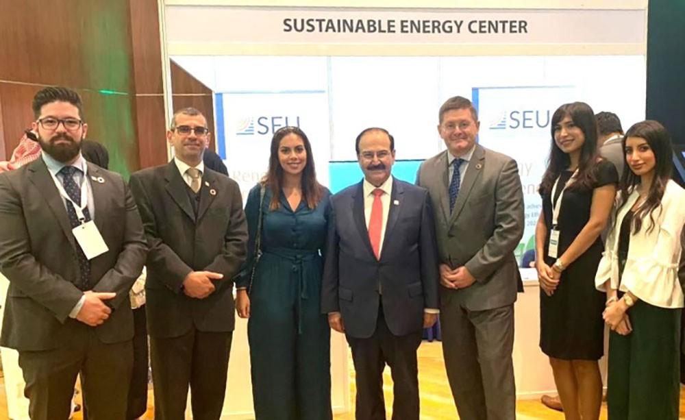 مركز الطاقة المستدامة شريك في مؤتمر قمة البحرين للمدن الذكية
