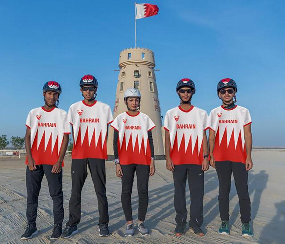 إفتتاح بطولة العالم للشباب والناشئين للقدرة في بيزا الإيطالية