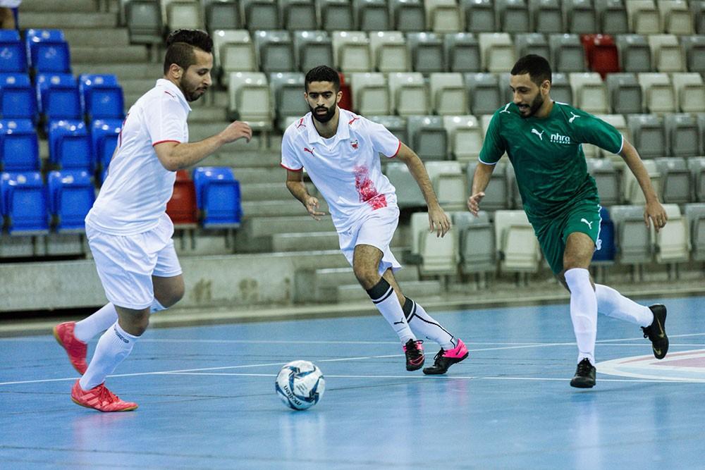 انطلاق الدور الأول لدوري خالد بن حمد للمراكز الشبابية والأندية الوطنية
