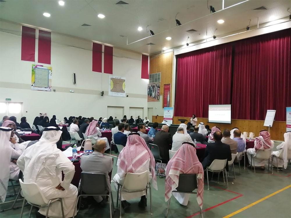100 اختصاصي يشاركون في الملتقى الرابع للإشراف التربوي