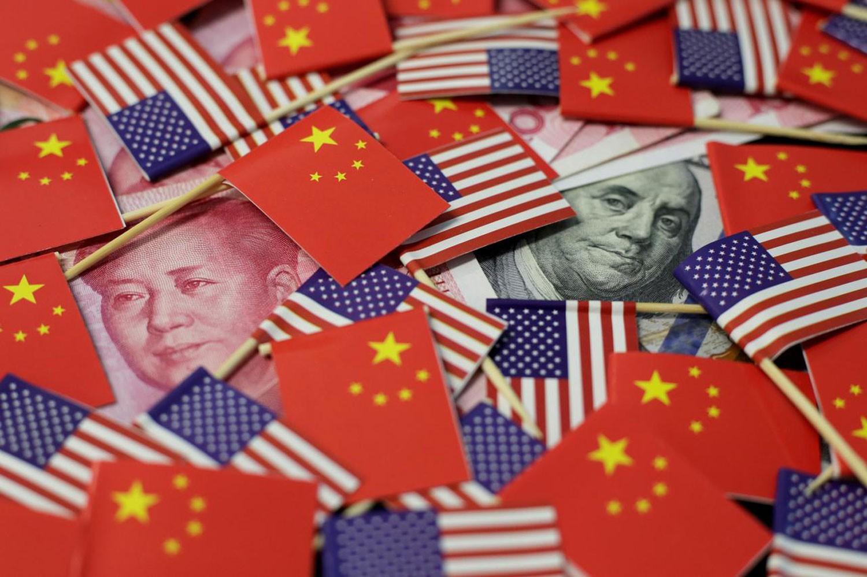 وفد تجاري صيني رفيع يتوجه إلى واشنطن